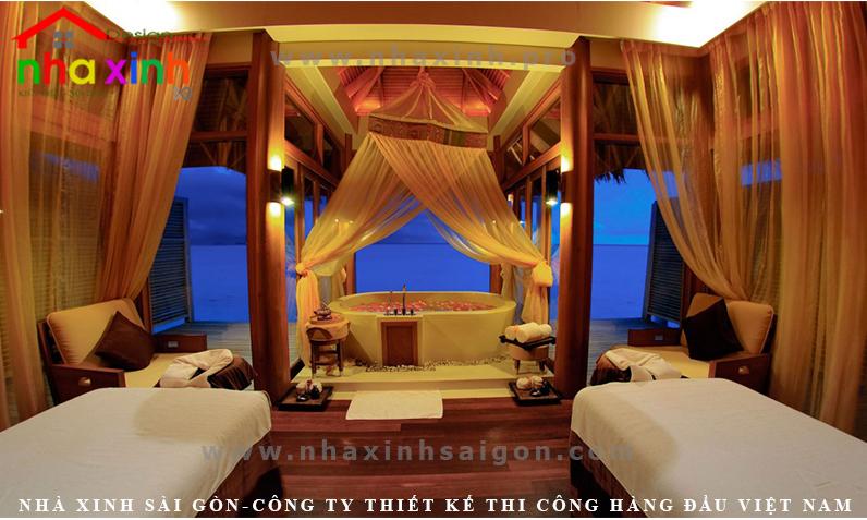 Thiết Kế Nội Thất Resort 5 Sao | NT-104