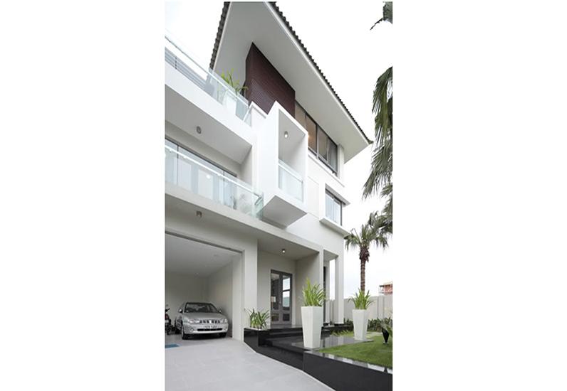 Thiết Kế Biệt Thự Đẹp 3 Tầng Phú Mỹ Hưng | BT-106