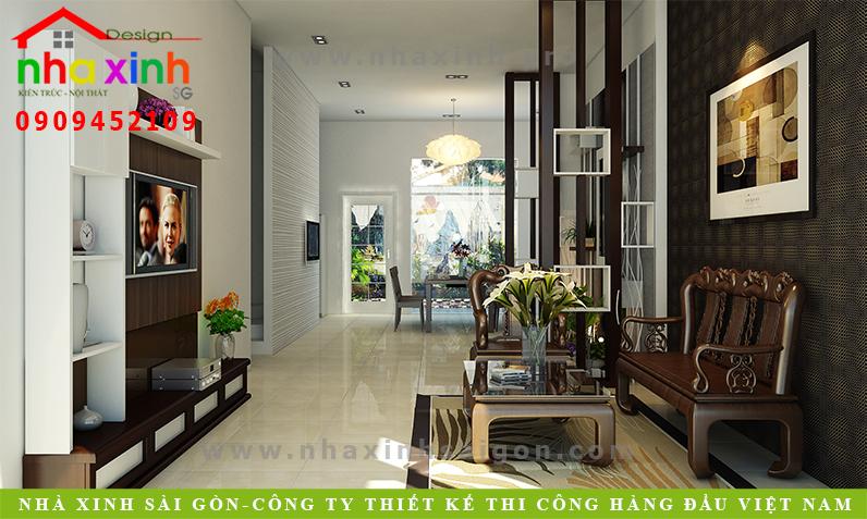 Mẫu Nội Thất Nhà Đẹp | Chị Loan | NT-109